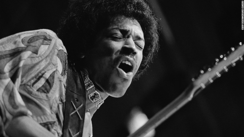 20 Minutes to Get It Down: Jimi Hendrix and The Wind Cries Mary