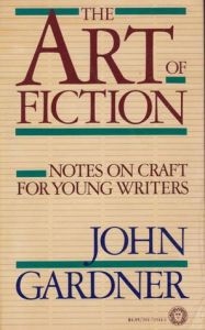 JohnGardner Art of Ficion Cover