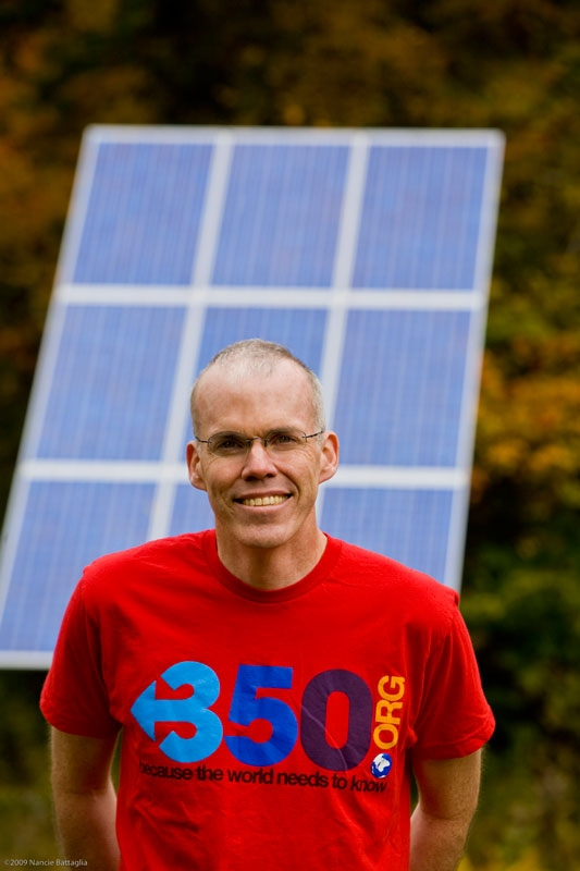 Bill McKibben (Source: 350.org)