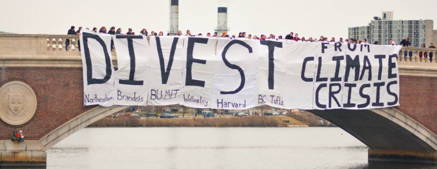 Divesting in Trustee Wussyness: College Campuses and Climate Change Action