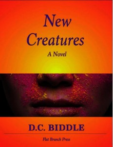 New Creatures Cover tablo