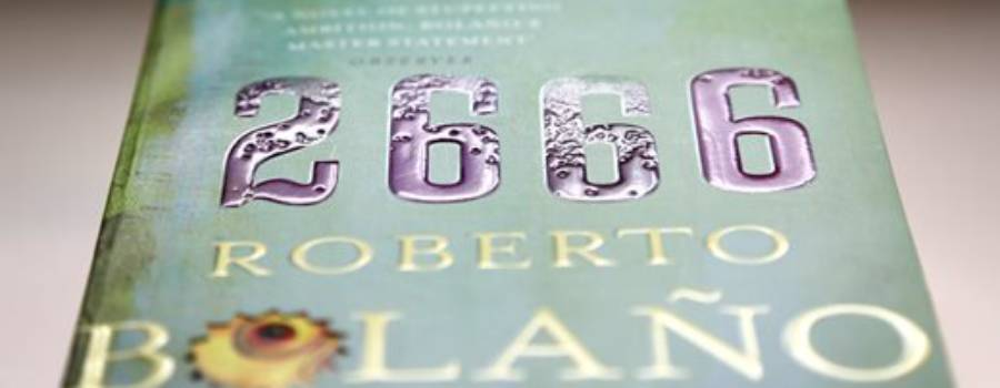 Roberto Bolaño's 2666: my year of reading slowly