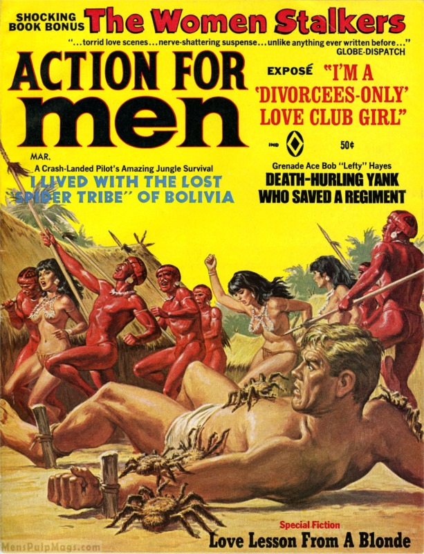 BULL Men's Fiction and The Cannibal Talks